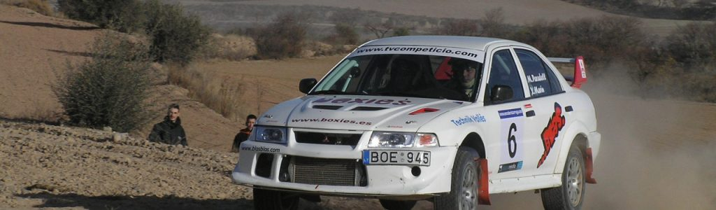 Salto Evo Rallye Tarrega